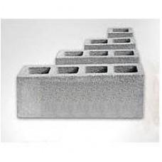 Schiedel vertikalūs ventiliaciniai blokeliai