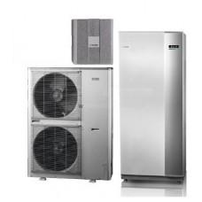 NIBE 16kW  AMS10-16 + HBS05-16 + VVM310