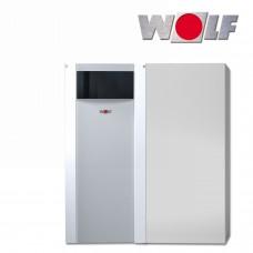 WOLF COB  TS-20 su integruotu 160l boileriu